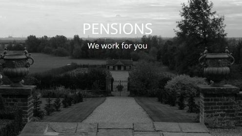 Colchester pension services
