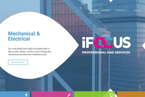 iFocus, Electrical services, Essex and London